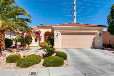 Clark County Single Family Home For Sale: 4340 Regalo Bello Street