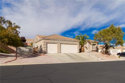 Boulder City Single Family Home For Sale: 682 Blue Lake Court