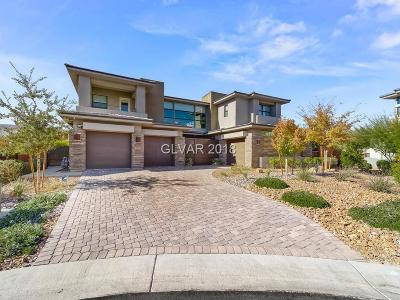 Las Vegas NV Single Family Home Under Contract - Show: $2,200,000