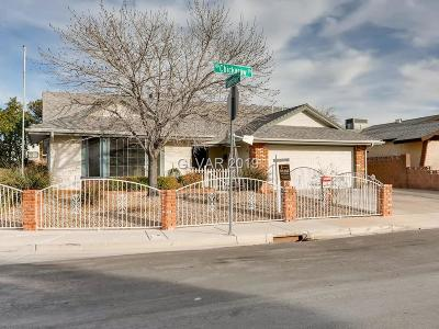 Single Family Home For Sale: 1800 Chickasaw Drive