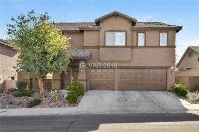 Las Vegas NV Single Family Home For Sale: $389,000