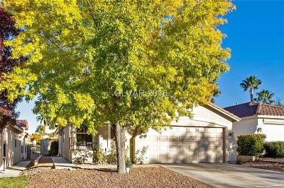 Seven Hills Single Family Home For Sale: 1116 Majestic Canyon Street