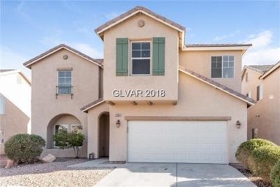 North Las Vegas Rental For Rent: 3009 New Journey Way