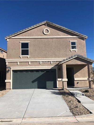 Las Vegas NV Single Family Home For Sale: $222,965