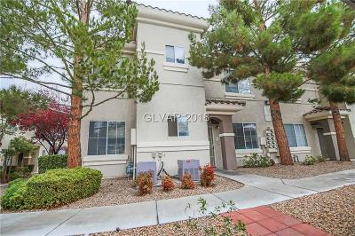 Las Vegas Condo/Townhouse For Sale: 9050 West Warm Springs Road #1135