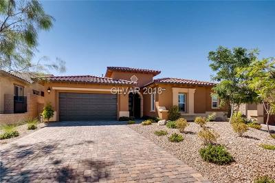 Clark County Single Family Home For Sale: 261 Lindura Court