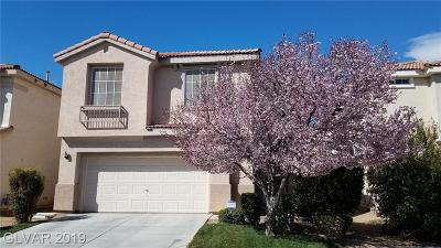 North Las Vegas Single Family Home For Sale: 5229 Chilie Verde Drive
