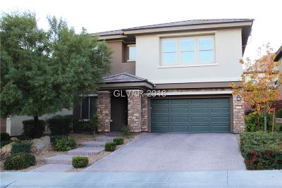 Las Vegas Single Family Home For Sale: 5735 Oak Bend Drive