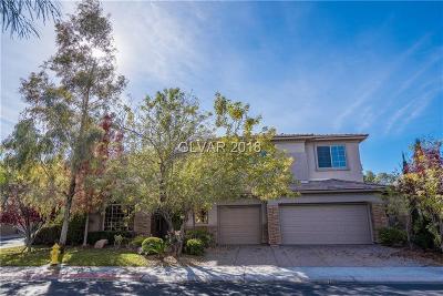 Henderson Single Family Home For Sale: 19 Desert Highlands Drive