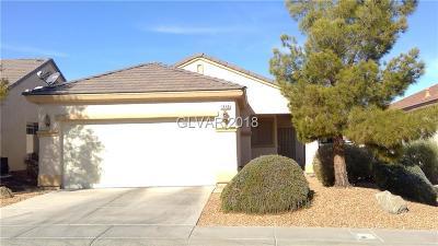 Sun City Macdonald Ranch Single Family Home For Sale: 1848 Eagle Mesa Avenue
