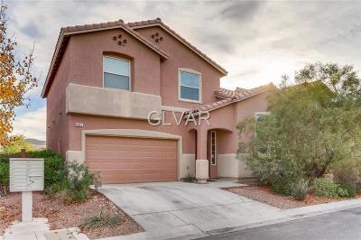 Las Vegas Single Family Home For Sale: 5851 Ancona Drive