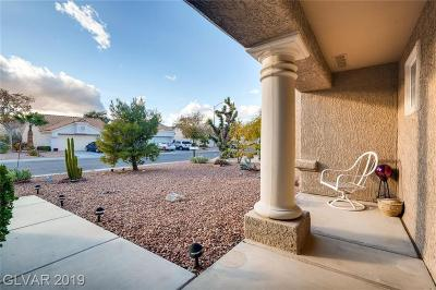 Clark County Single Family Home For Sale: 2444 Palmridge Drive