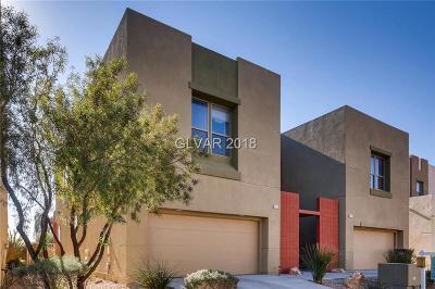 Las Vegas NV Condo/Townhouse For Sale: $260,000