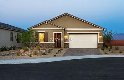 North Las Vegas Single Family Home For Sale: 6213 Barbet Court