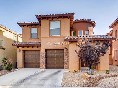 Las Vegas Single Family Home For Sale: 157 Honors Course Drive