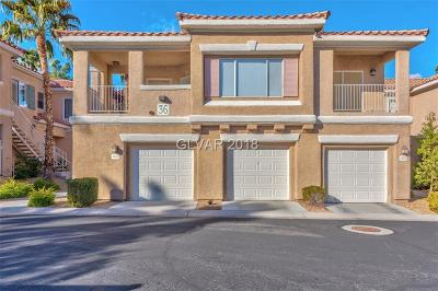 Henderson Condo/Townhouse Under Contract - Show: 251 South Green Valley Parkway #3621