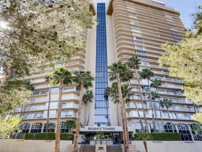 Regency Towers Amd High Rise For Sale: 3111 Bel Air Drive #15C