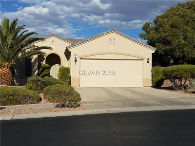 Single Family Home For Sale: 1958 High Mesa Drive