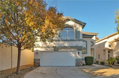 Clark County Single Family Home For Sale: 9436 Oxford Wine Court