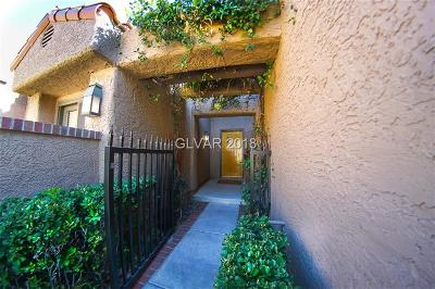 Condo/Townhouse Under Contract - Show: 7155 Mission Hills Drive