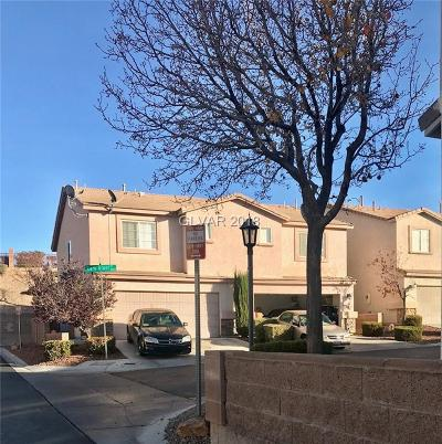 Clark County Condo/Townhouse For Sale: 2034 Cary Grant Court