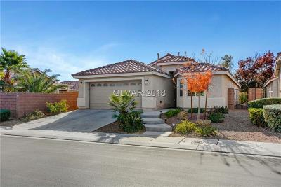 North Las Vegas NV Single Family Home For Sale: $325,000