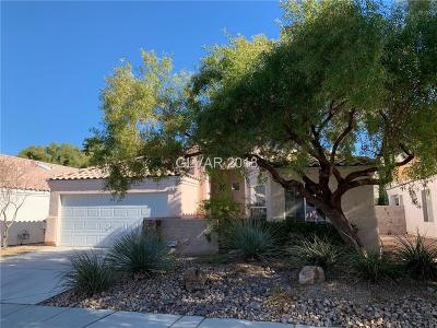 Rental Under Contract - No Show: 1578 Dusty Canyon Street