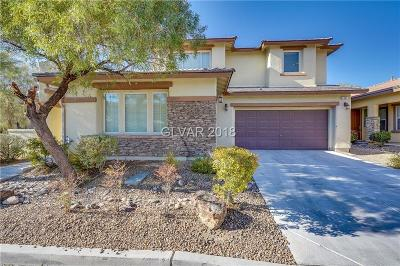 Las Vegas Single Family Home Under Contract - Show: 5337 Thistle Wind Drive