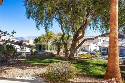 Boulder City Condo/Townhouse For Sale: 264 Big Horn Drive