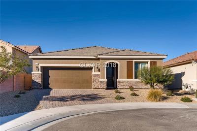 North Las Vegas Single Family Home For Sale: 6133 Turaco Street