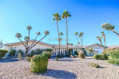 Single Family Home For Sale: 3175 Torrey Pines Drive