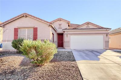 North Las Vegas Single Family Home For Sale: 1025 Amber Falls Lane