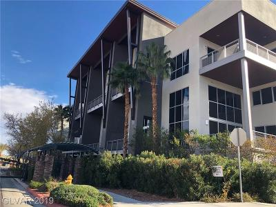 Las Vegas NV Condo/Townhouse For Sale: $560,000