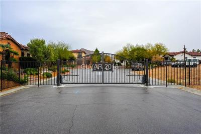 Las Vegas Residential Lots & Land For Sale: 4395 Campbell Road