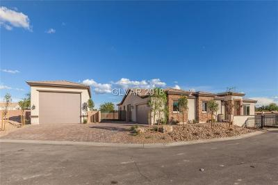 Las Vegas Single Family Home Under Contract - Show: 4540 Harley Springs Circle