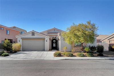 Henderson Single Family Home For Sale: 701 Suguaro Bluffs Street