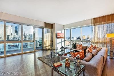 Las Vegas High Rise For Sale: 4471 Dean Martin Drive #1809