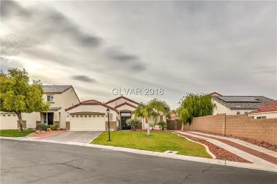 Las Vegas NV Single Family Home Under Contract - No Show: $360,000
