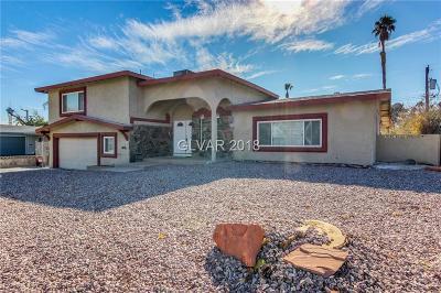 Las Vegas, North Las Vegas, Henderson Single Family Home For Sale: 3009 Mason Avenue