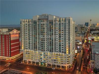 Las Vegas High Rise For Sale: 150 Las Vegas Boulevard #1705