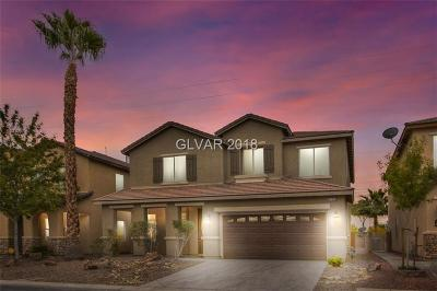 Clark County Single Family Home For Sale: 3725 Lily Haven Avenue