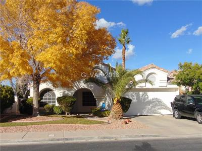 Henderson Single Family Home For Sale: 950 Chaps Circle