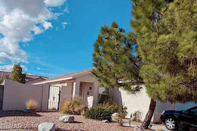 North Las Vegas Single Family Home For Sale: 5313 Jose Ernesto Street