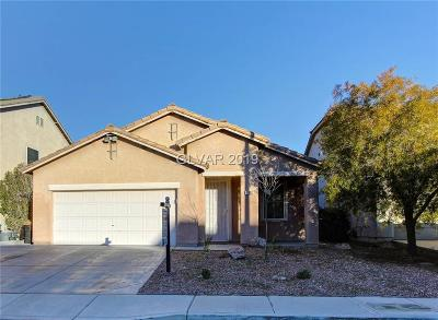 Clark County Single Family Home For Sale: 11682 Autunno Street