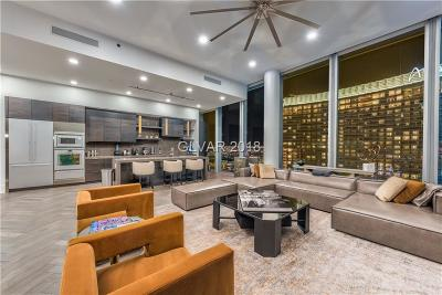 Las Vegas High Rise For Sale: 3726 Las Vegas Boulevard #3601