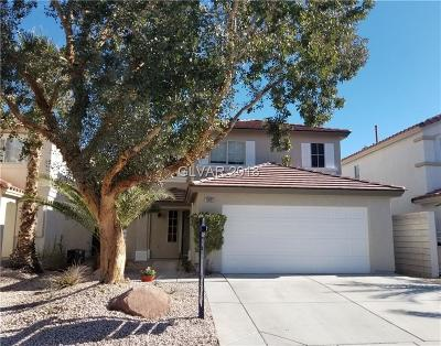 Las Vegas Single Family Home For Sale: 10002 Hawthorne Grove Street