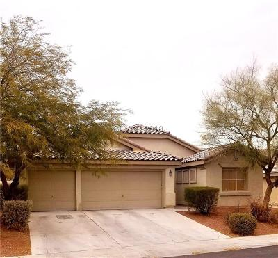 North Las Vegas Single Family Home For Sale: 3032 Prairie Princess Avenue