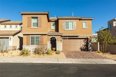 Henderson Single Family Home For Sale: 1338 Bear Brook Avenue