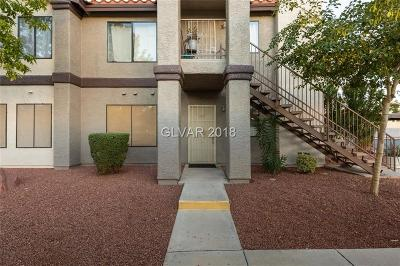 Henderson Condo/Townhouse For Sale: 1575 Warm Springs Road #1111