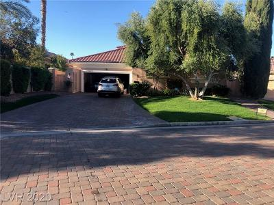 Henderson Single Family Home For Sale: 27 Via Paradiso Street